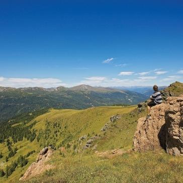 Karnské Alpy Alpenverein OEAV.CZ Korutanské dálkové trasy