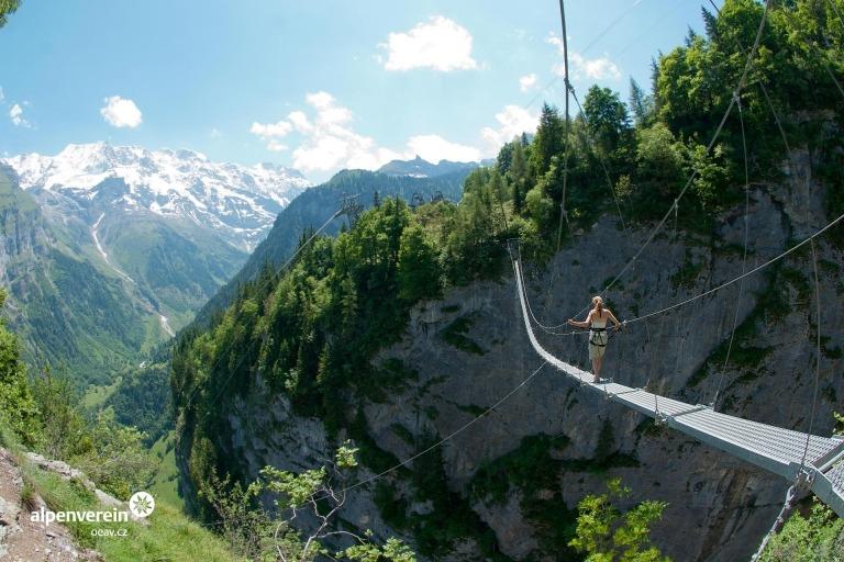 Alpenverein OEAV.CZ Švýcarsko