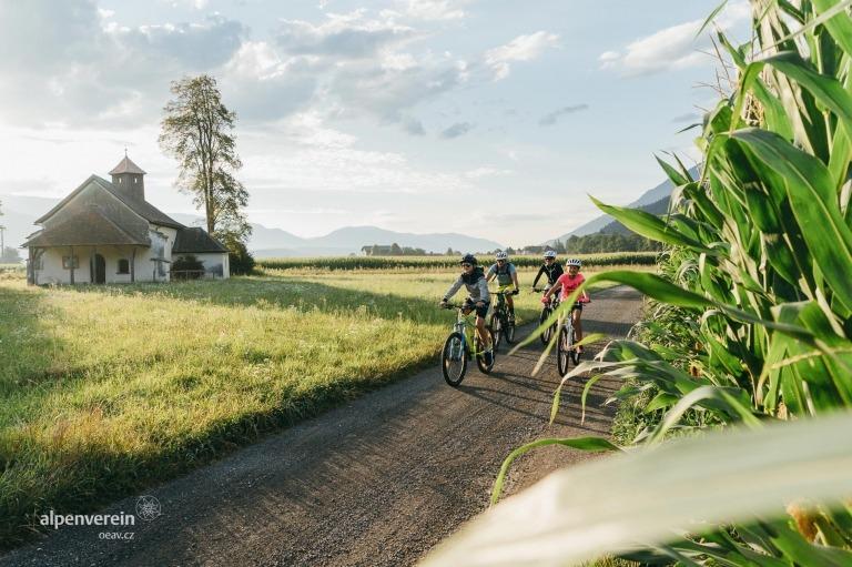 Alpenverein OEAV.CZ Drávská cyklostezka