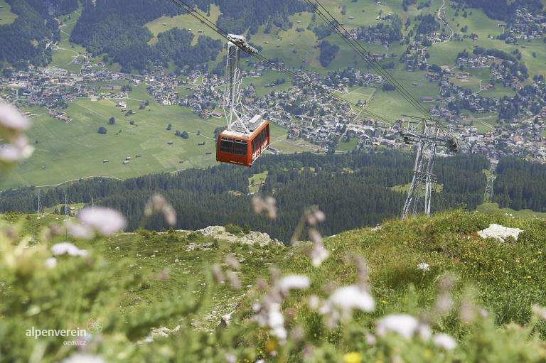 Alpenverein OEAV.CZ | MojeSvycarsko.com