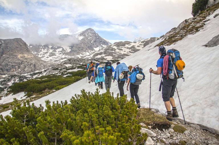 Nejlepší ferraty Rakouska, Dachstein I Alpenverein OEAV.CZ