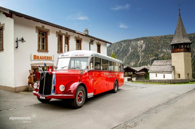 Alpenverein OEAV.CZ Davos Montstein pivovar