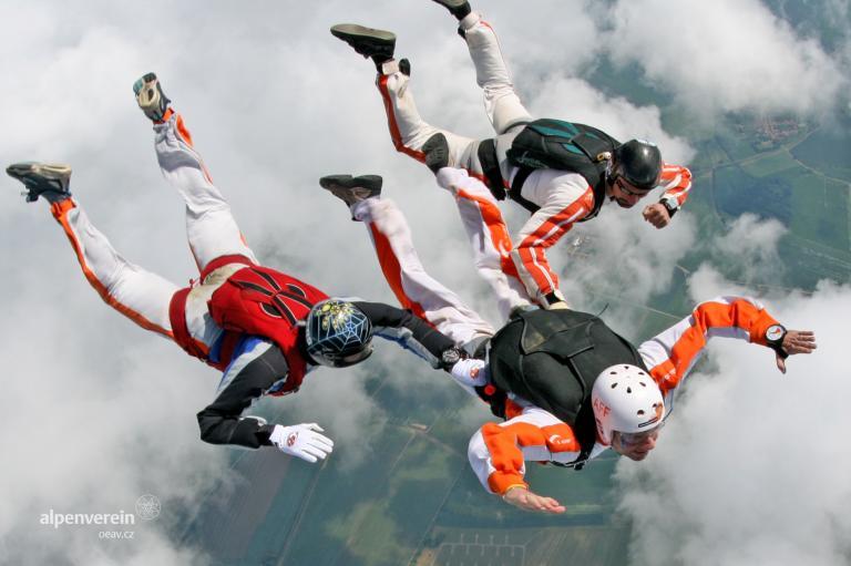 Alpenverein OEAV.CZ Jump Tandem
