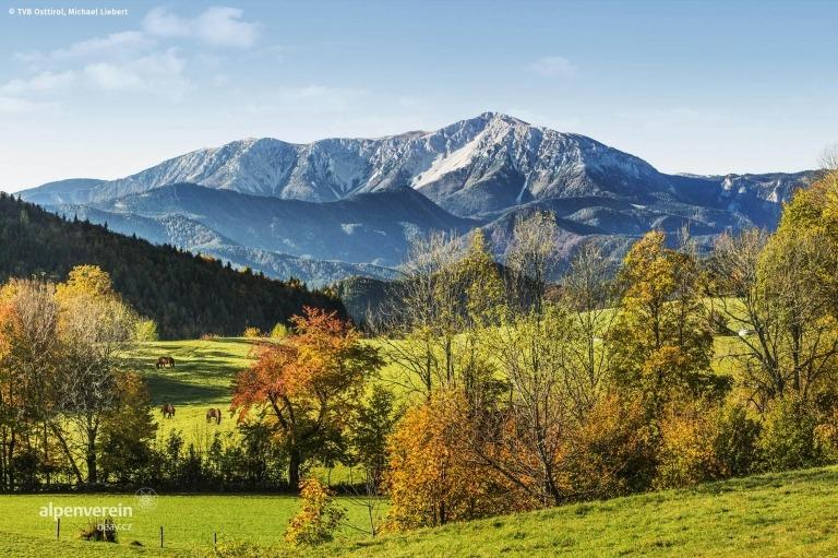 Alpenverein OEAV.SK Rakúsko Strach z výšok