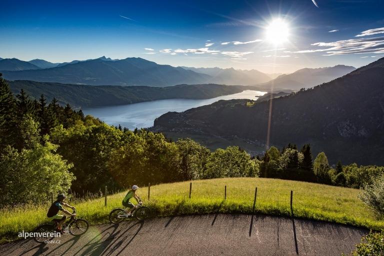 Alpenverein OEAV.CZ Velký korutanský jezerní okruh