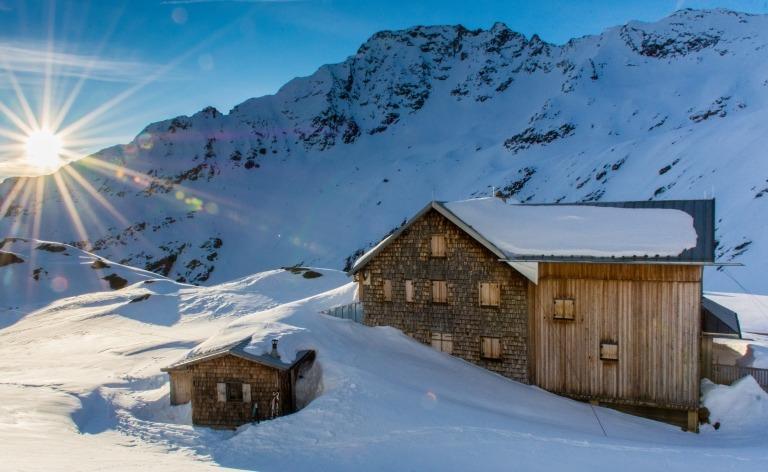 Alpenverein OEAV.SK ubytovanie