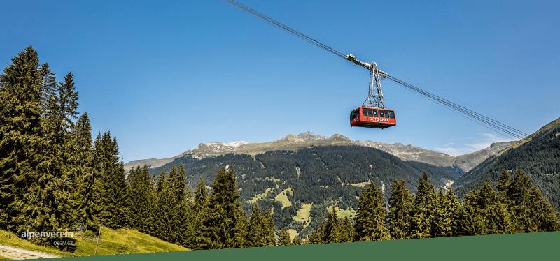 Alpenverein OEAV.SK Davos Kloster