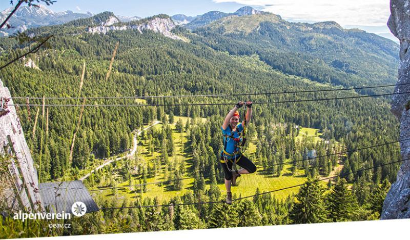 V-tour, Nejlepší ferraty Rakouska | Alpenverein OEAV.CZ