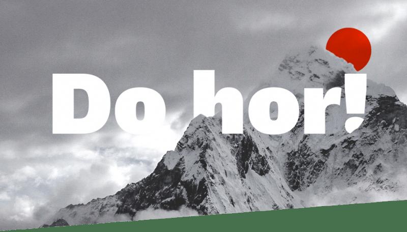 Alpenverein.cz | OEAV.cz | Festival Do Hor 2020!