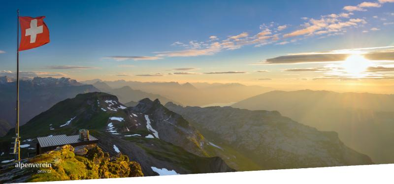 Alpenverein OEAV.CZ Švajčiarsko